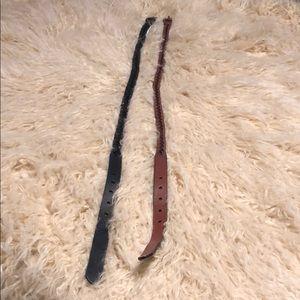 Black & Brown Belt
